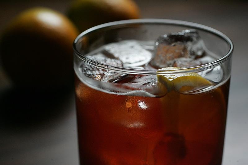 Negroni: um dos drinques do bar
