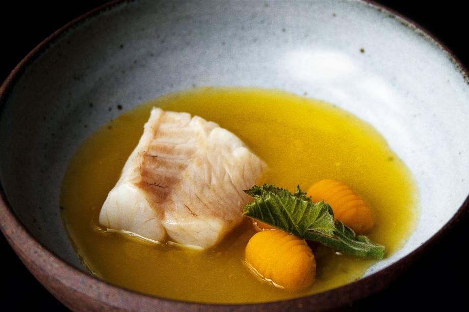 Tuju: pescada no tucupi