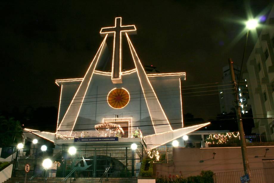 A Paróquia Nossa Senhora da Candelária realiza uma das festas mais tradicionais da Zona Norte
