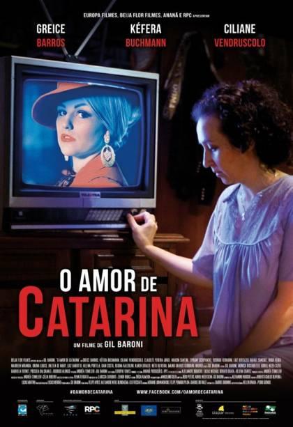 Pôster do filme O Amor de Catarina