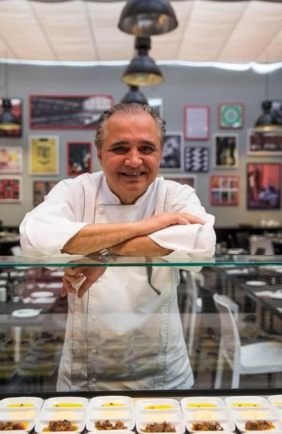 O chef Mauro de Maia retorna com suas ótimas receitas
