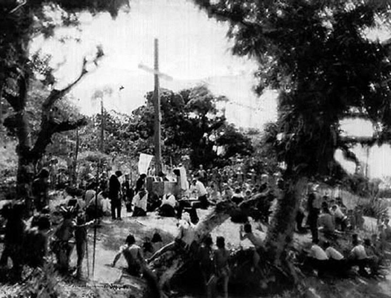 O Descobrimento do Brasil (1937), dirigido por Humberto Mauro