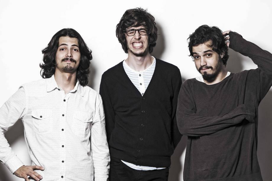 O Terno: trio formado por Victor Chaves, Tim Bernardes e Guilherme dAlmeida sobe ao Palco Terra às 15h