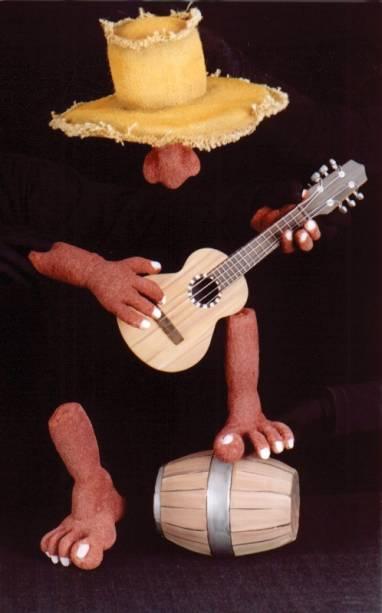 O Trenzinho Villa-Lobos traz a narrativa da vida do compositor Heitor Villa-Lobos contada a partir de sua infância