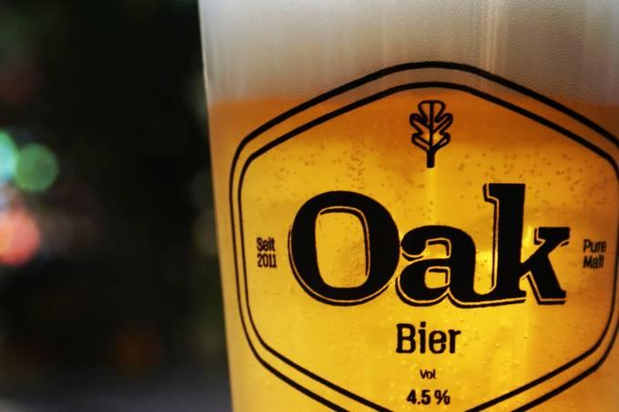Chope Oak Bier