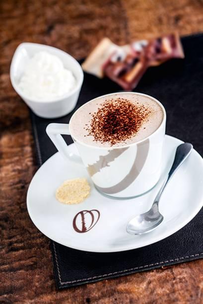 Chocolate quente: versão tradicional