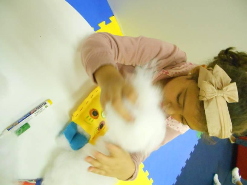 Dia dos Pais: crianças preparam presentes no Shopping Frei Caneca