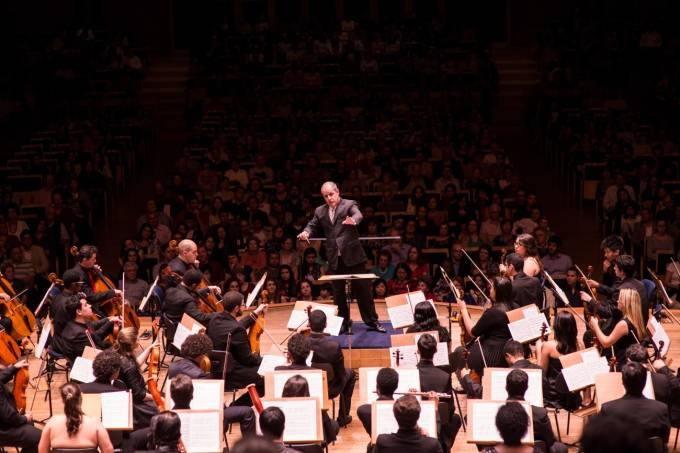 Orquestra Sinfônica de Heliópolis e Edilson Ventureli