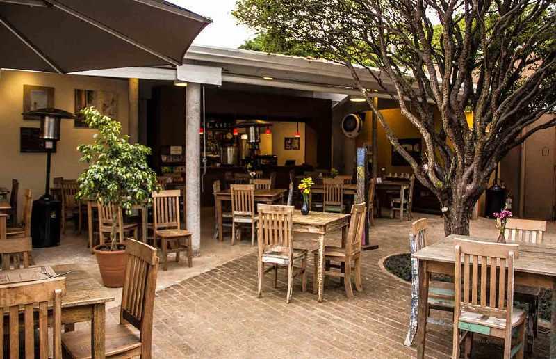 Otávio Machado - Café e Restaurante