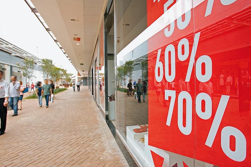 Catarina Fashion Outlet: lojas a céu aberto