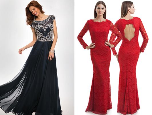 Paminy: vestidos de festa em promoção
