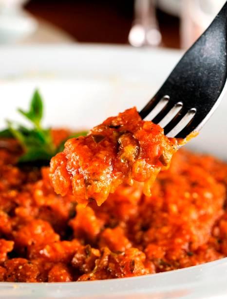 Pappa al pomodoro: prato criado pelo chef Pasquale Mancini, servido no Terraço Itália