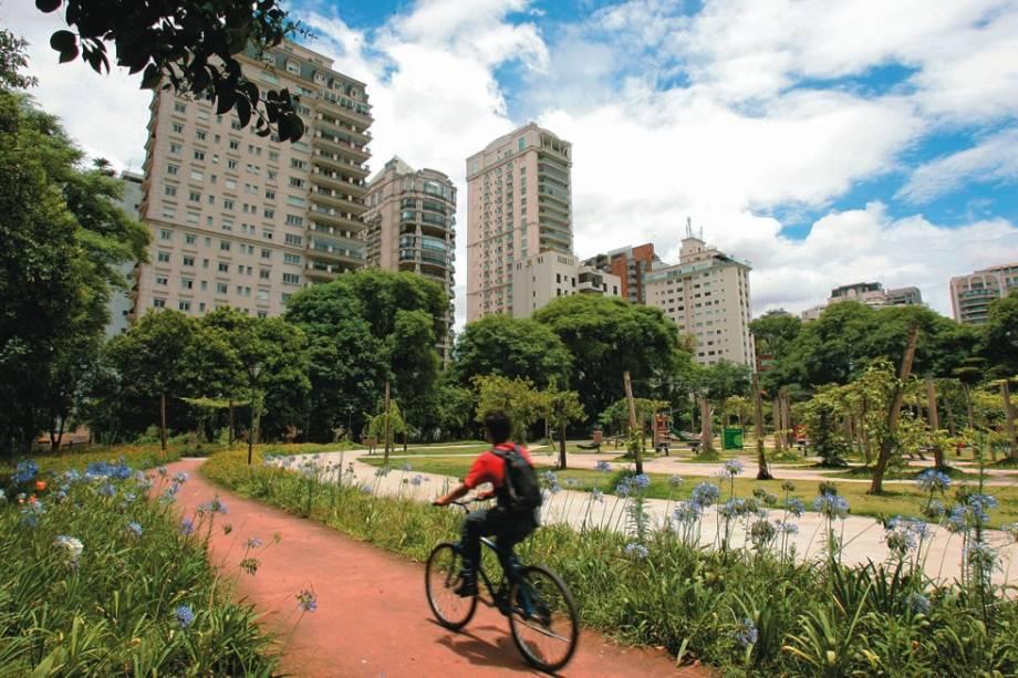 Parque do Povo: inaugurado em 2008, é um dos mais jovens da cidade