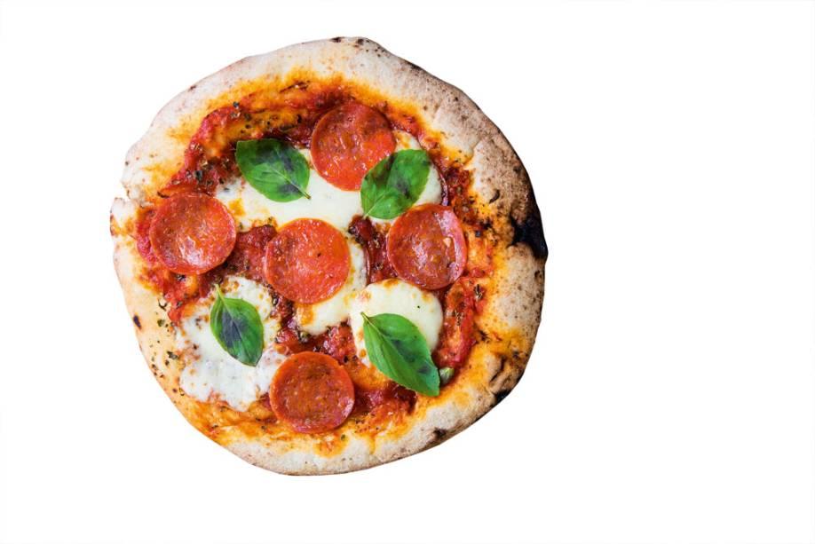 Pizza na rua