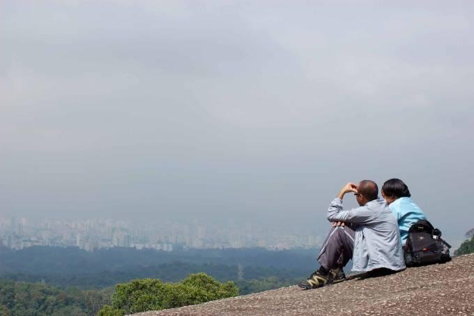 Pedra Grande – Parque Estadual da Cantareira