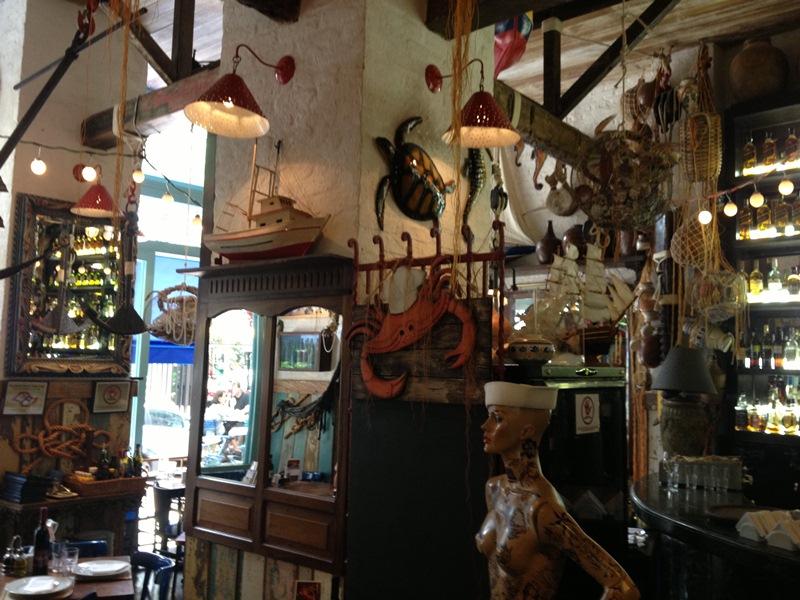 Restaurante Madreperola