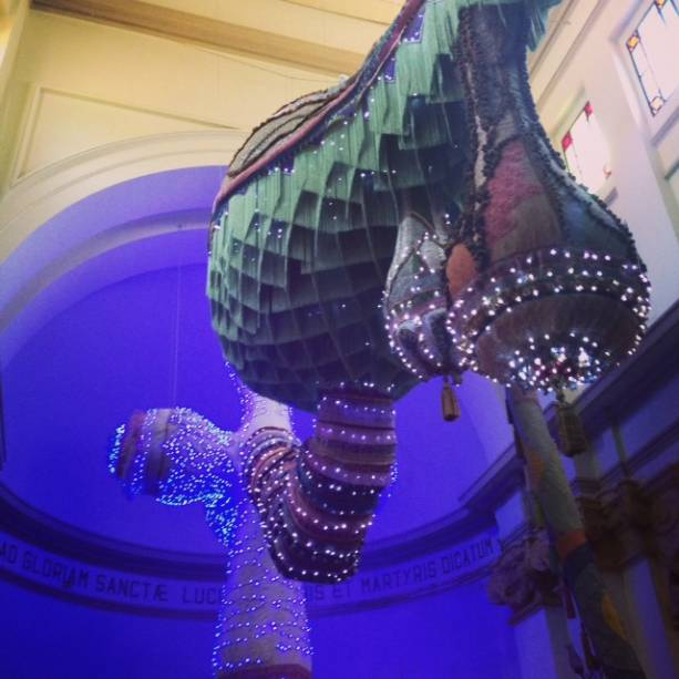 Museu aberto faz parte do projeto original
