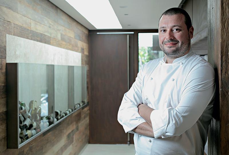 O chef Pier Paolo Picchi
