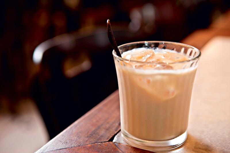Batida de doce de leite