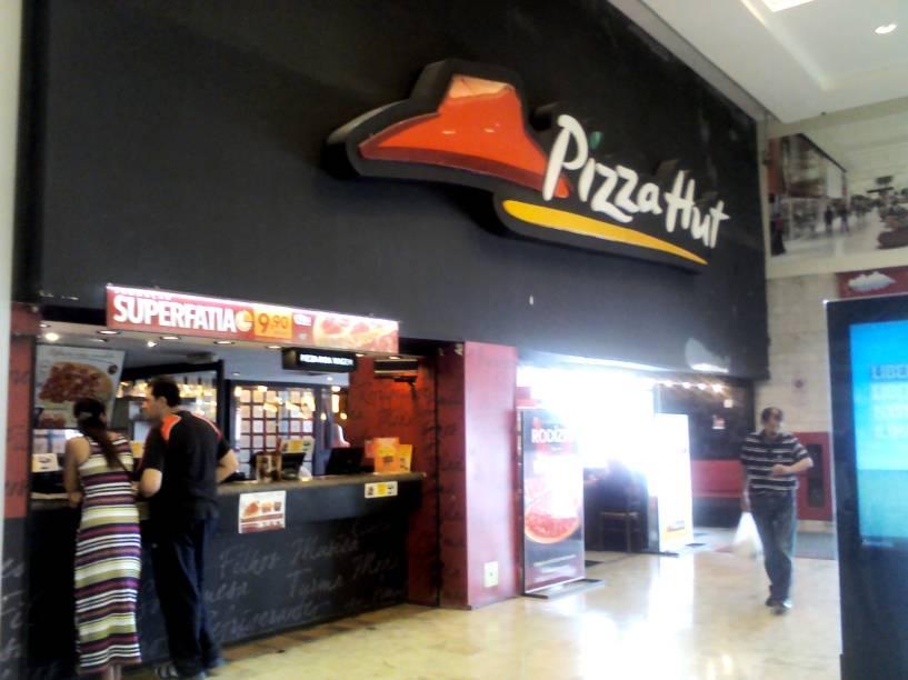 Pizza Hut no Shopping Center Norte