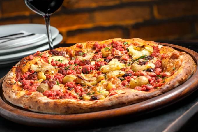 Pizza Bros – coberturas de chef