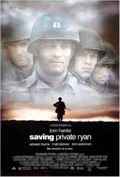 Pôster O Resgate do Soldado Ryan