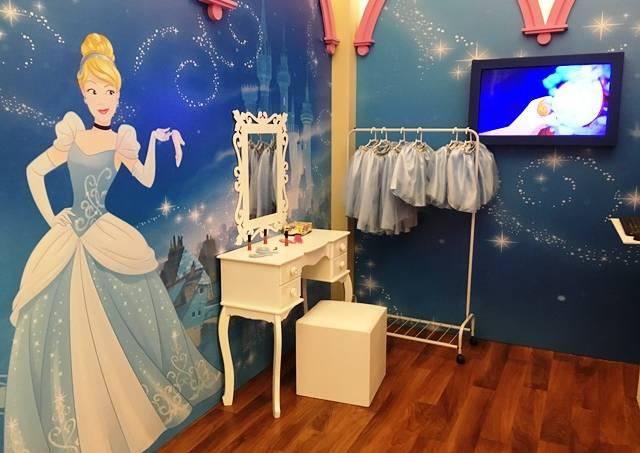 Princesas e Vingadores – Shopping Jardim Sul