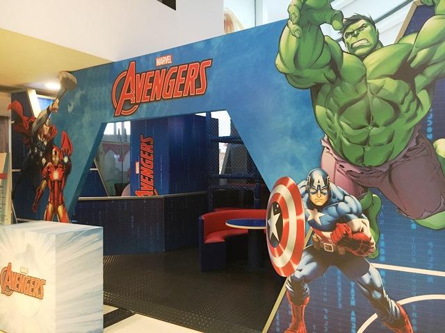 Os Super-Heróis da Marvel