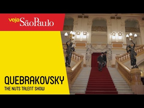 Quebrakovsky — The Nuts Talent Show