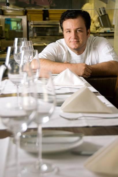 O chef Renato Carioni