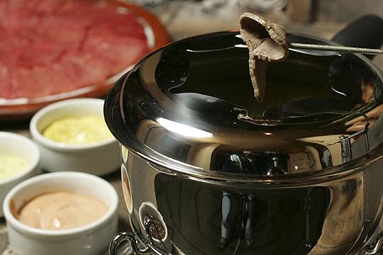 Florina: raclette e fondues