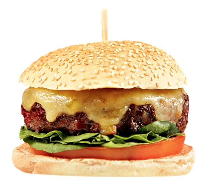 Ritz: lanche tem queijo emmental, rúcula e tomate-caqui ao molho apimentado (R$ 41,05)