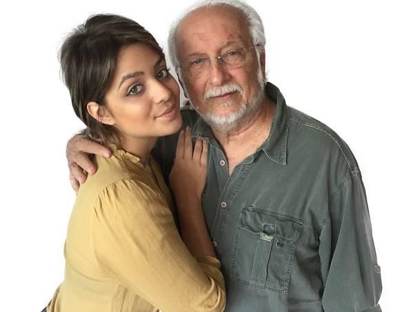 Roberto Menescal e Maria Luiza