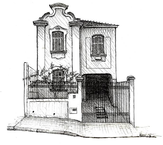 Antes que Acabe: registro de charmosas casinhas que sobrevivem em meio à especulação imobiliária