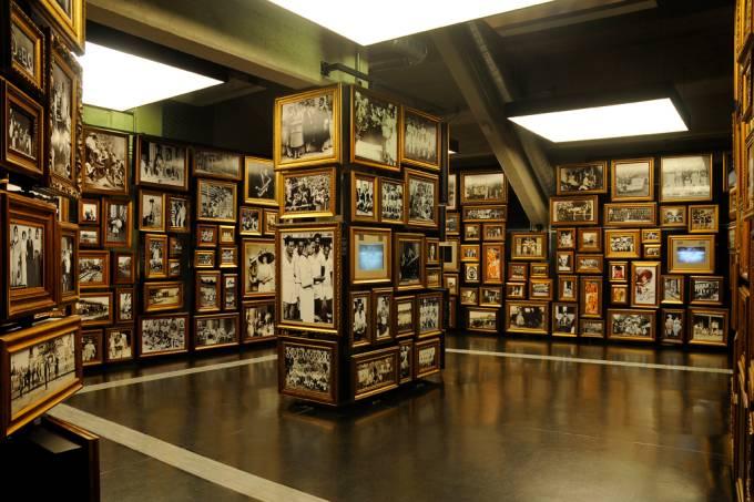 Museu do Futebol Sala Origens