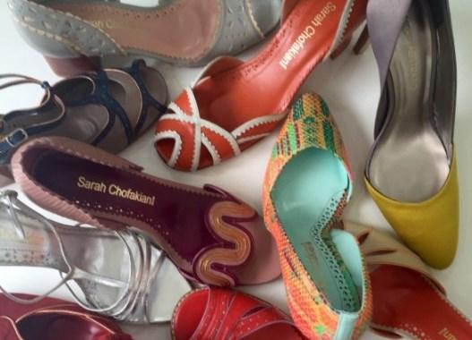 Grife de calçados: Sarah Chofakian