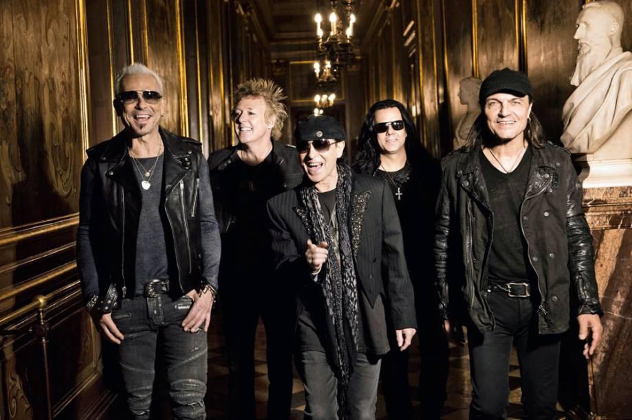 A banda Scorpions