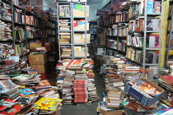 Cinquenta mil livros: opções literárias a partir de 1 real