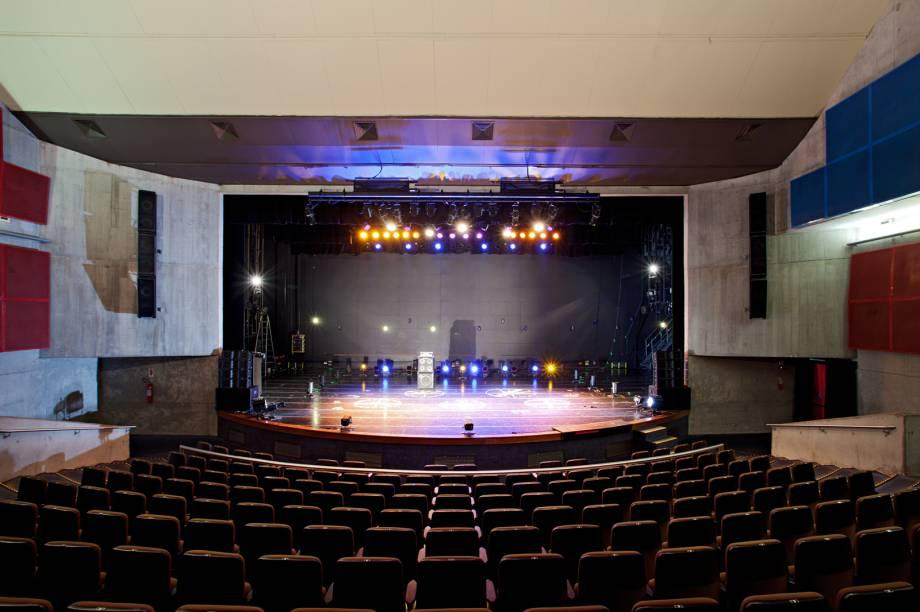 Teatro do Sesc Vila Mariana