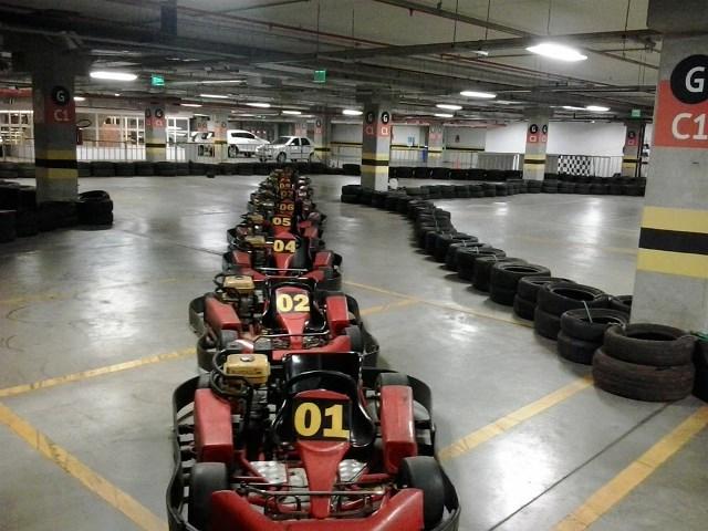 Adrenalina Kart: para os apaixonados por velocidade