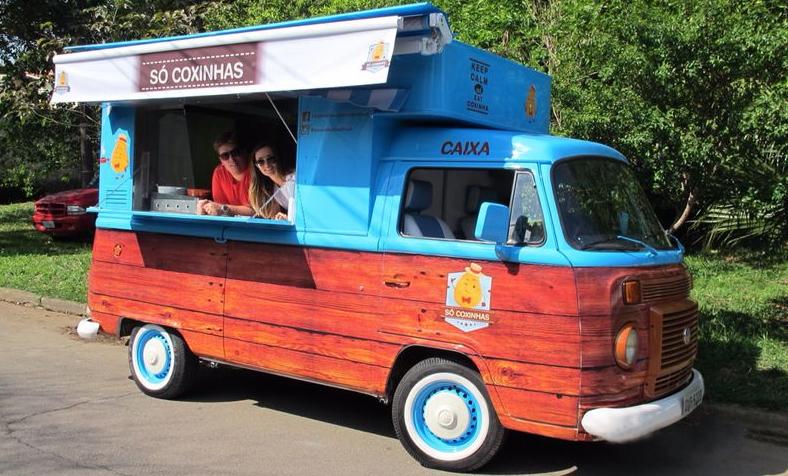 Festival Food Trucks: Só Coxinhas está entre os participantes