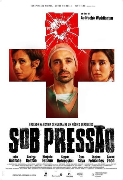Pôster do filme Sob Pressão