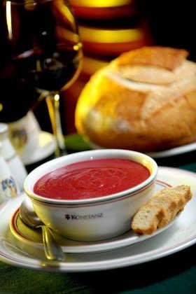 Sopa de beterraba é sugestão do Konstanz para o Dia da Mulher