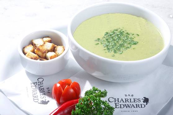 sopa – charles edward