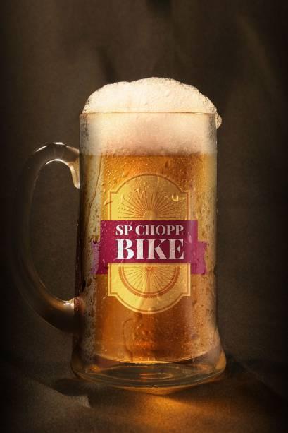Chope da marca SP Chopp Bike