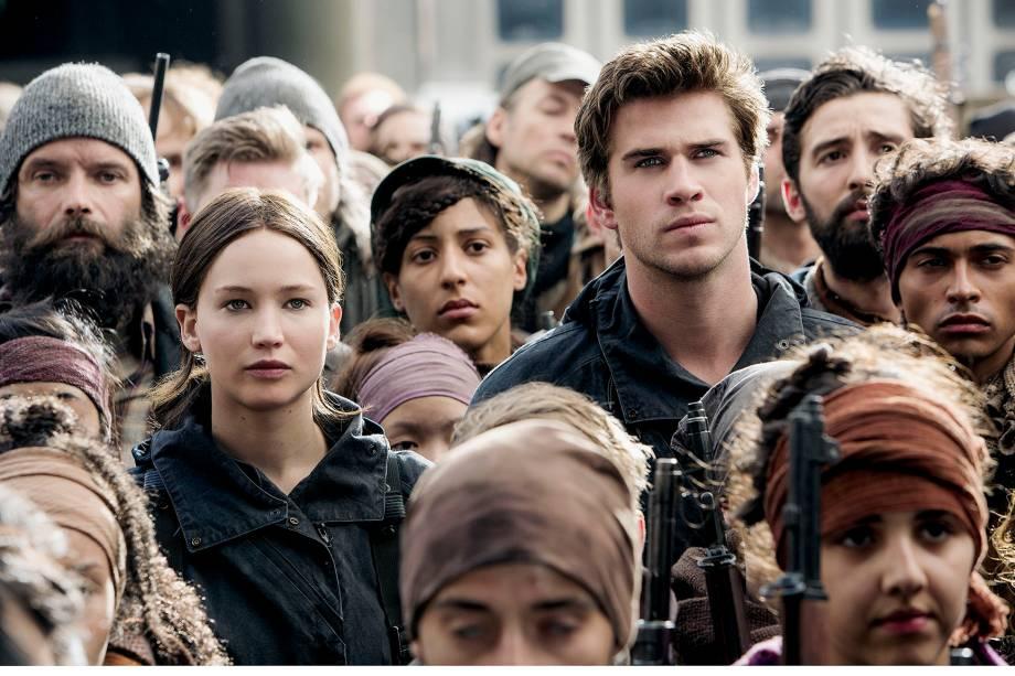 Jogos Vorazes: A Esperança - O Final: Katniss continua sua luta contra a Capital