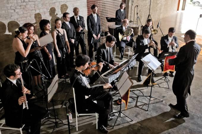Staccato Coral e Orquestra
