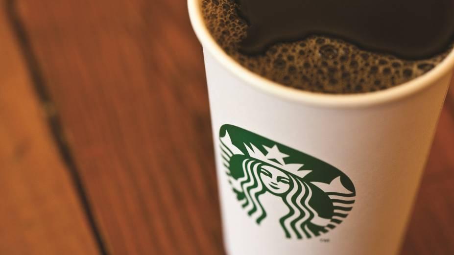 Starbucks: Café