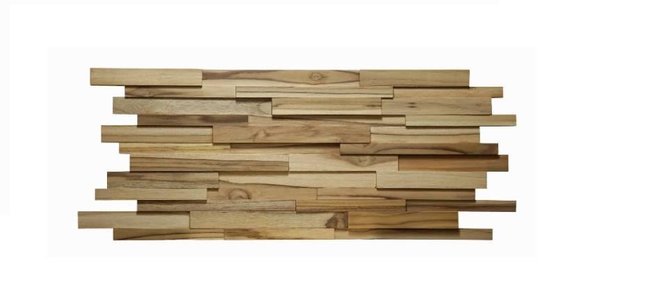 Revestimento de madeira