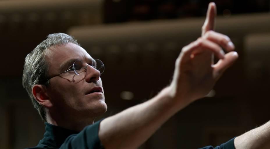 Steve Jobs: Michael Fassbender